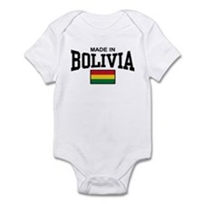 Made In Bolivia Infant Bodysuit