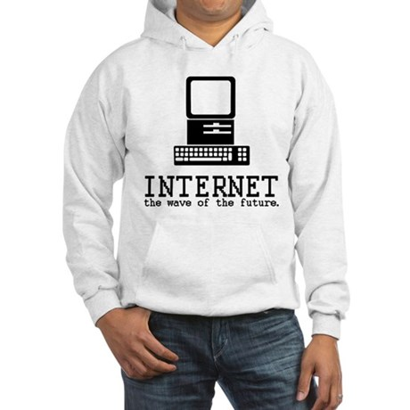 Internet Hooded Sweatshirt