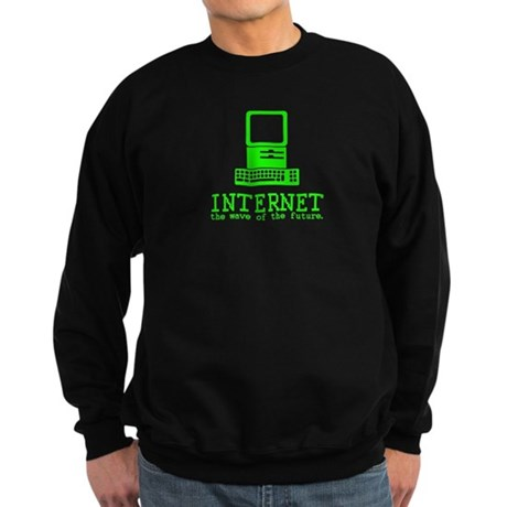 Internet Dark Sweatshirt