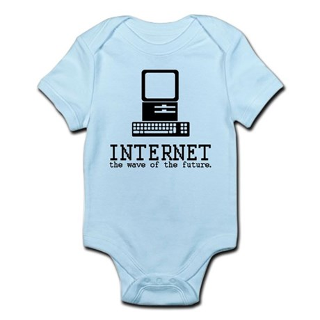 Internet Infant Bodysuit
