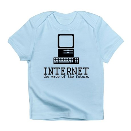 Internet Infant T-Shirt