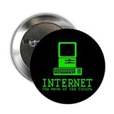 "Internet 2.25"" Button"