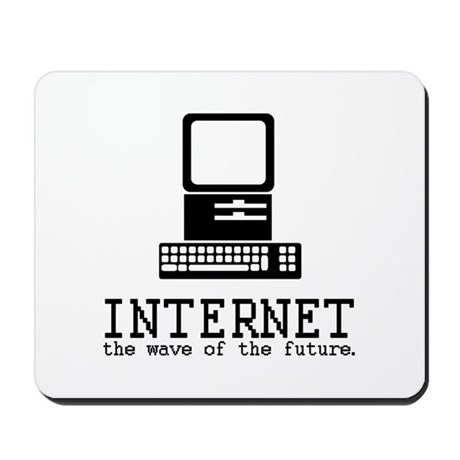 Internet Mousepad