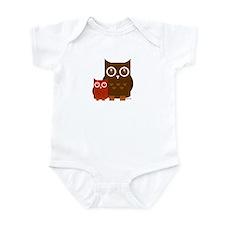 Cute Owls Infant Bodysuit