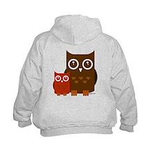 Cute Owls Hoodie