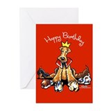 Airedales Rule Greeting Cards (Pk of 20)