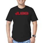 JL99sega Men's Fitted T-Shirt (dark)