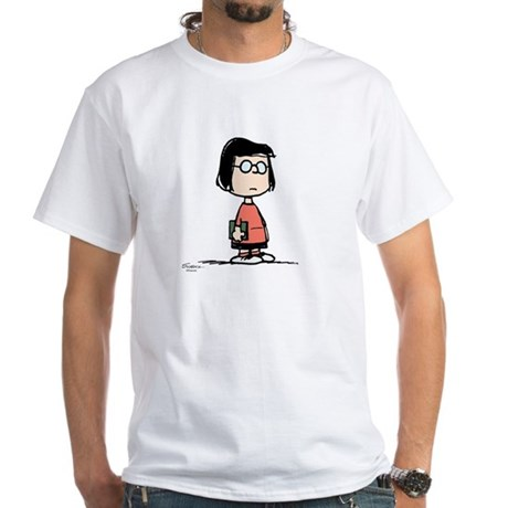 Marcie White T-Shirt