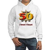 50th Birthday Jumper Hoody