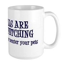 Balls Are For Fetching Mug