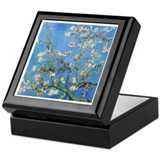 Van Gogh - Almond Blossom Keepsake Box