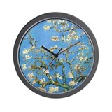 Van Gogh - Almond Blossom Wall Clock