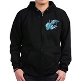 Dolphin Zip Hoody