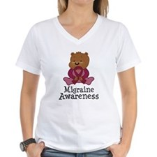 Migraine Awareness Teddy Bear Shirt