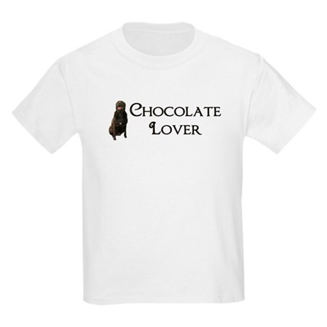 Chocolate Lover Kids Light T-Shirt