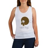 Unique Flowers Women's Tank Top
