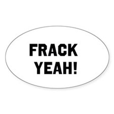 Fracking Decal