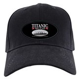 Titanic Ghost Ship (black) Baseball Hat
