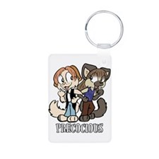 Webcomic Keychains