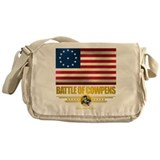 &quot;Battle of Cowpens&quot; Messenger Bag