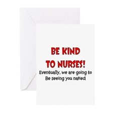 Nurse Humor Greeting Cards (Pk of 20)