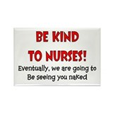 Nurse Humor Rectangle Magnet