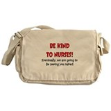 Nurse Humor Messenger Bag