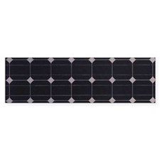 Solar Panel Bumper Sticker