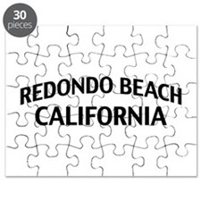 Redondo Beach California Puzzle