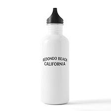 Redondo Beach California Water Bottle