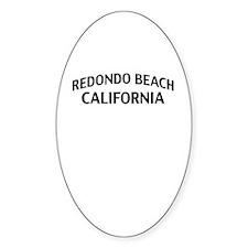Redondo Beach California Decal