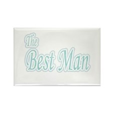 Best Man Extravaganza Rectangle Magnet