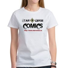 Small press comics Tee