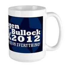 Tough on Everything Mug