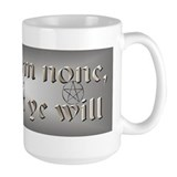 """Harm None"" Coffee Mug"