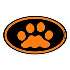 Gadsden Tiger Paw Decal