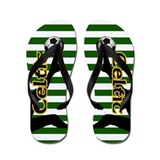 Celtic Football I Flip Flops