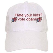 Funny Obama 2012 kids Baseball Cap