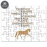 dressage speak Puzzle