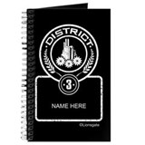 Personalized District 3 Journal