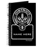 Personalized District 9 Journal