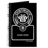 Personalized District 11 Journal