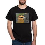 Guam Micronesian Kingfisher(m Dark T-Shirt