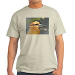 Guam Micronesian Kingfisher(m Light T-Shirt