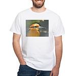Guam Micronesian Kingfisher(m White T-Shirt