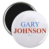 "Gary Johnson 2012 2.25"" Magnet (100 pack)"