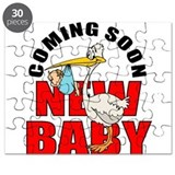 New baby coming soon Puzzle