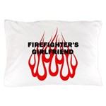 Firefighters Girlfriend Pillow Case