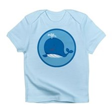 Cute Whale Ocean Infant T-Shirt