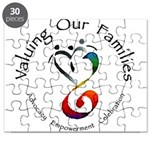 Valuing Our Families Puzzle